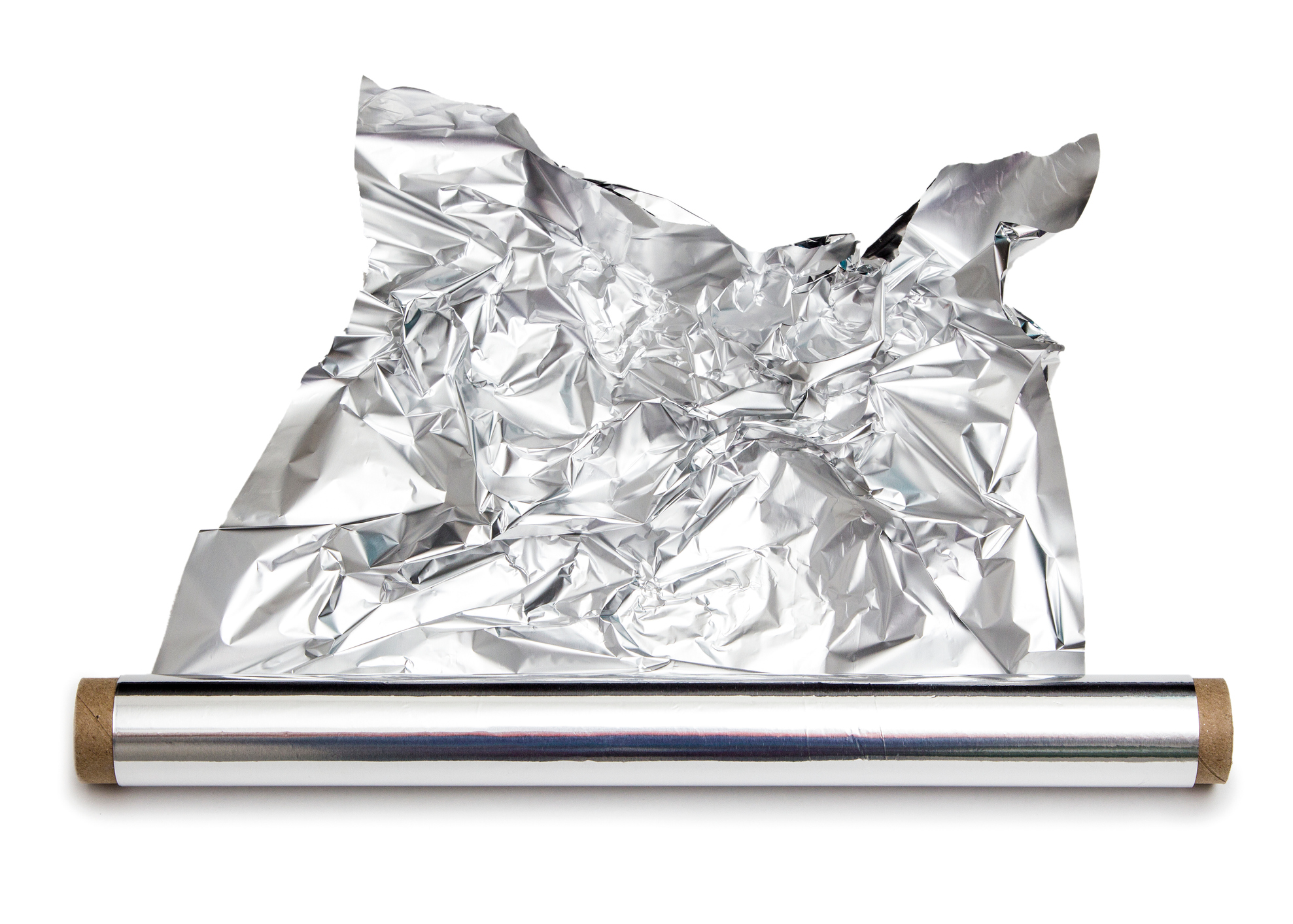 5 Clever Ways to Use Aluminum Foil to Clean Your Kitchen