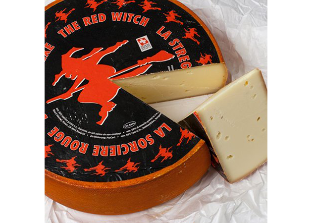 Red Witch Cheese