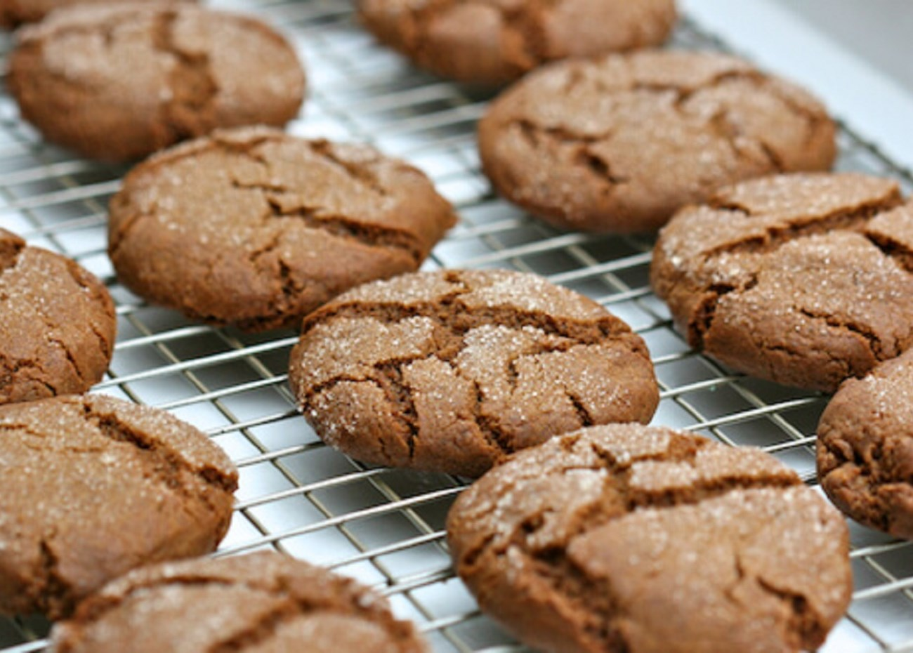 Melissa's Grandma's Ginger Lace Cookies