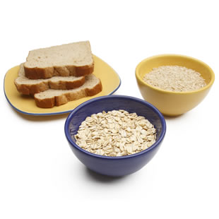 3. Breads & Cereals