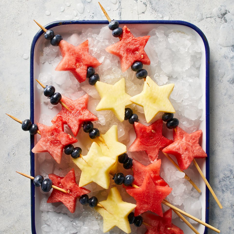 Star-Spangled Kebabs