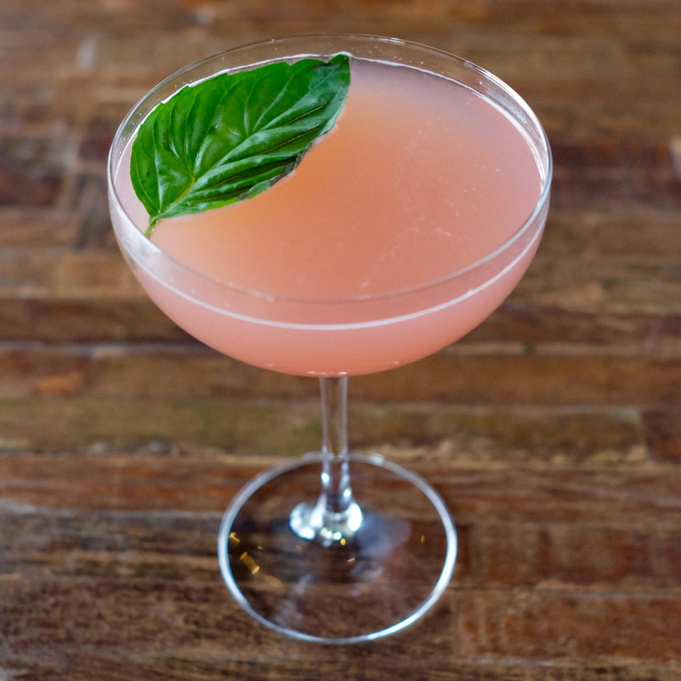 Thai Grapefruit Martini