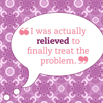 When a Diagnosis Means Relief
