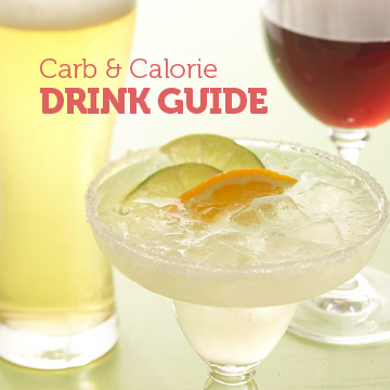 Carb & Calorie Drink Guide