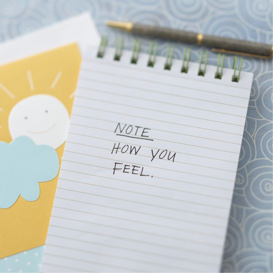 Tip 6: Note How You Feel