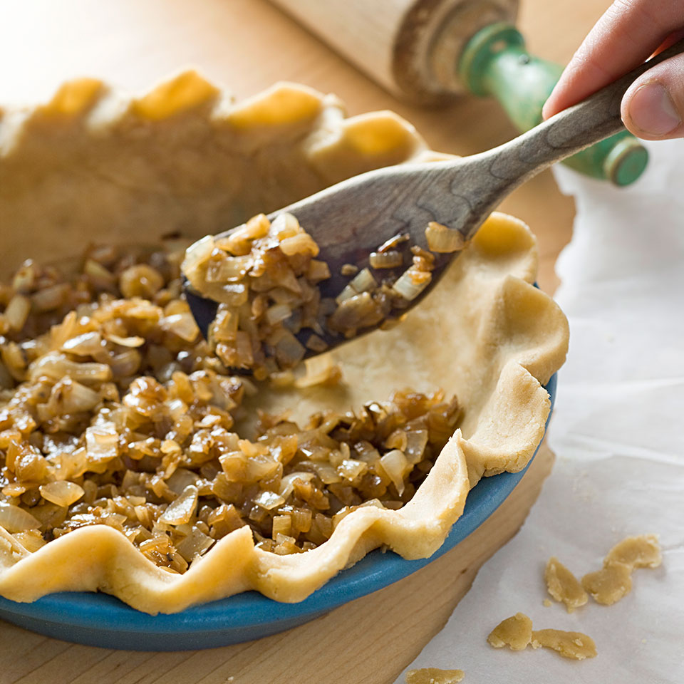 Step 2: Layer in Big Flavor with Caramelized Onions