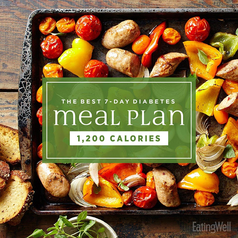 what is the best meal plan for diabetes