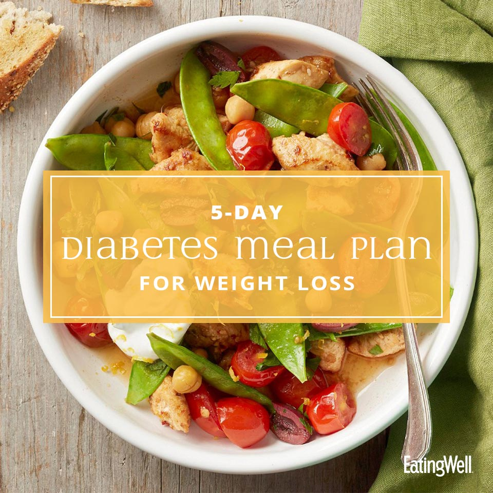 diabetic food plan for weight loss