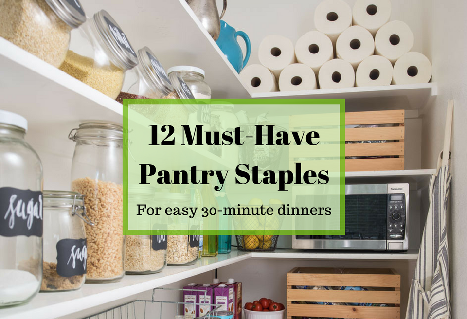 30-Minute Dinner Solutions