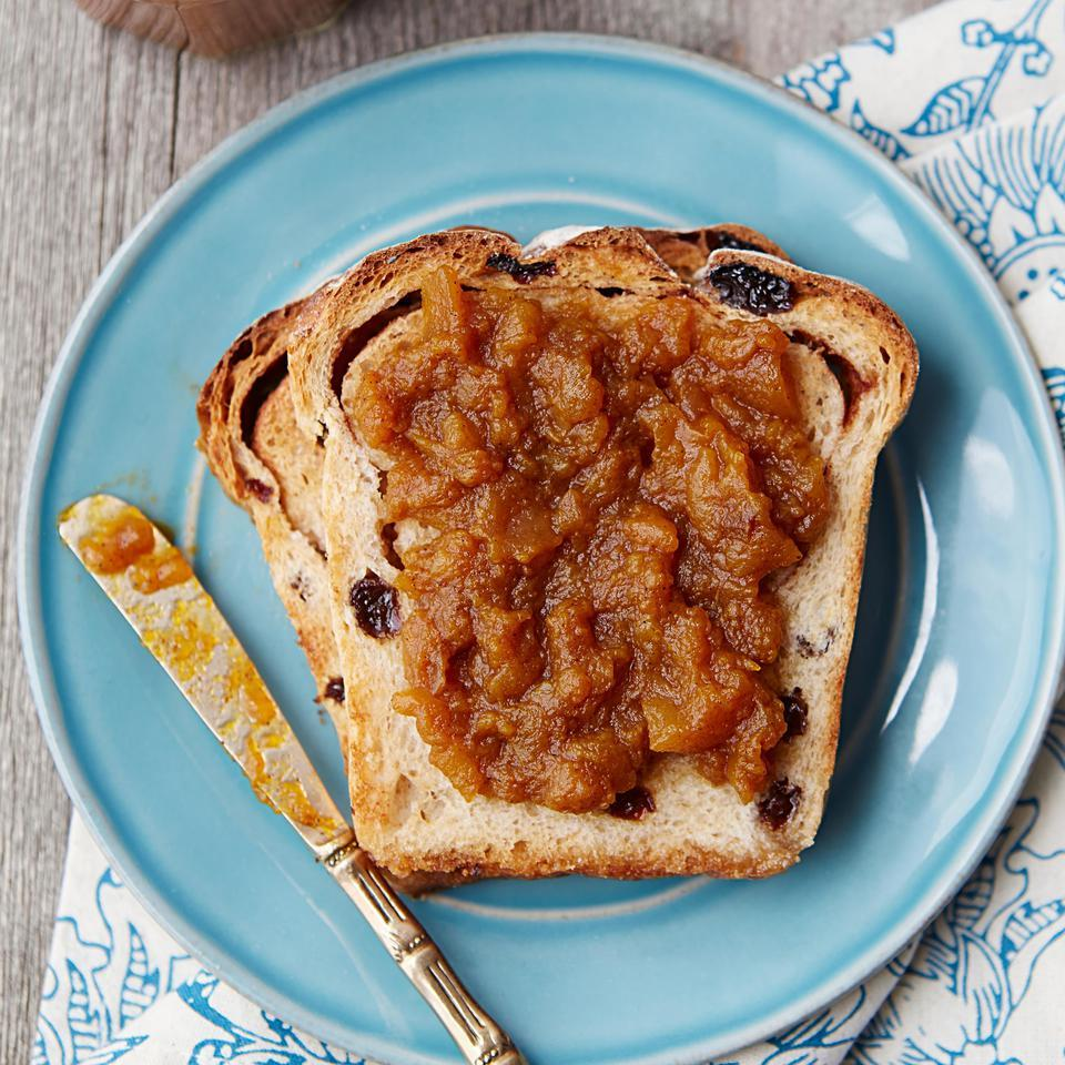 Slow-Cooker Chai Apple Butter