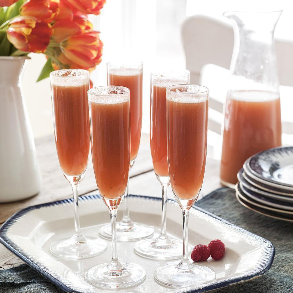 Sunrise Bellini