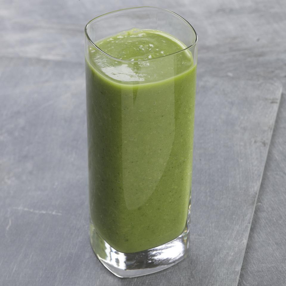 Good Green Tea Smoothie
