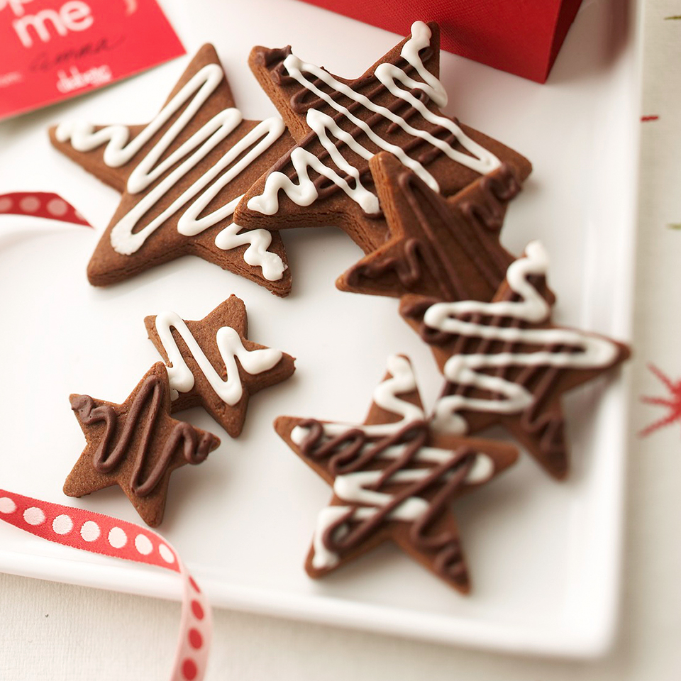 Mexican Chocolate Cutouts