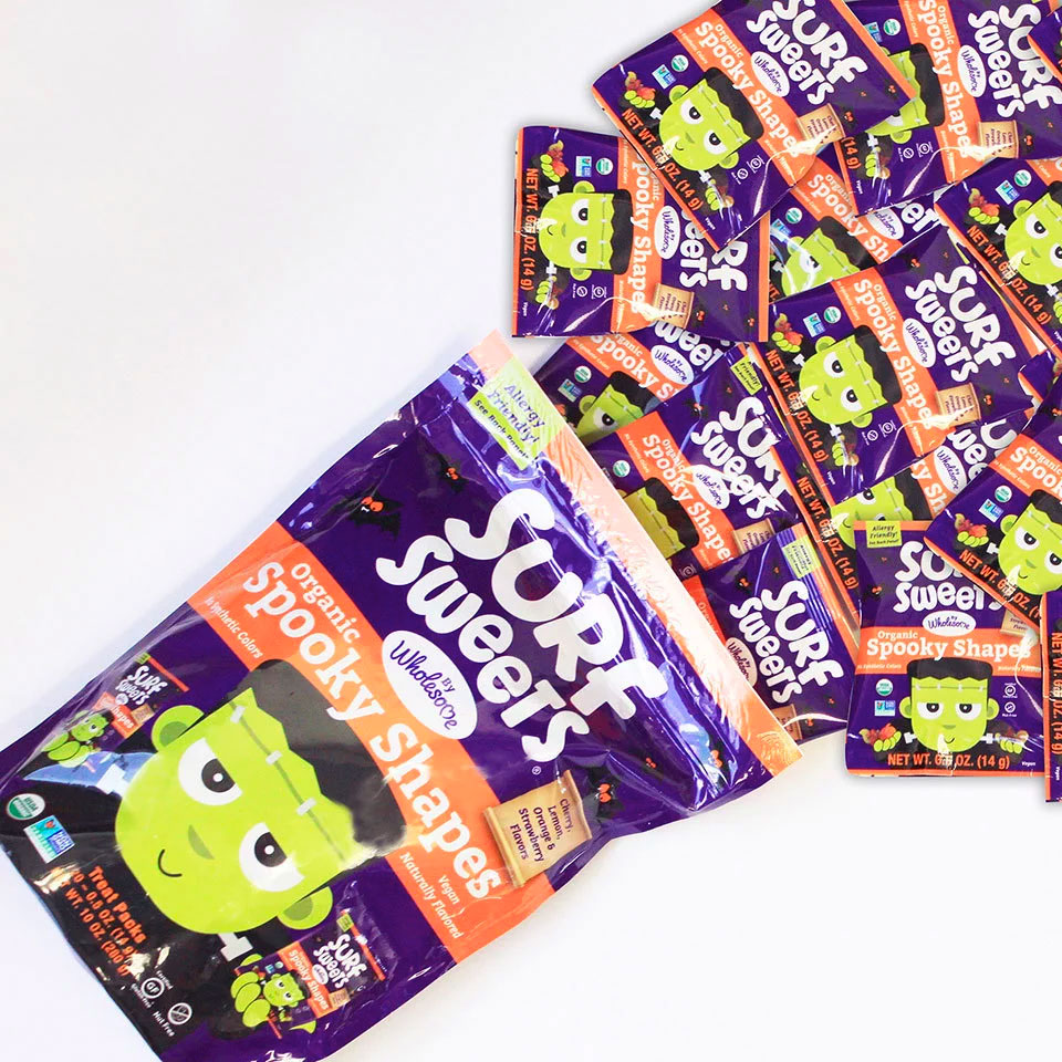 Surf Sweets Spooky Shapes