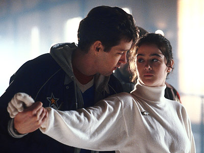 The Cutting Edge, D.B. Sweeney, ... | THE CUTTING EDGE (1992) Toe pick! In what's now a cult classic that has spawned three TV-movie sequels, a world-class figure skater (Moira Kelly) teams…
