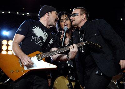 Green Day, U2