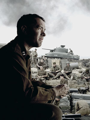 Tom Hanks, Saving Private Ryan