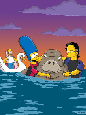 Alec Baldwin, The Simpsons | THE CHARACTER Caleb Thorn (from ''Bonfire of the Manatees,'' 2007) Enraged by Homer's ill-advised foray into adult-film production (''Lemony Lickit: A Series of Horny Events''),…