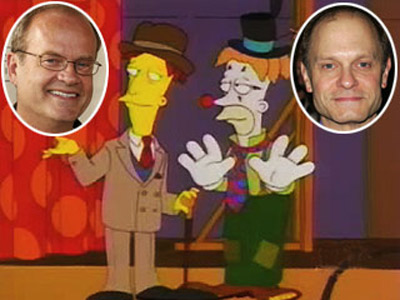 THE CHARACTERS Sideshow Bob and his brother Cecil How did they even make a first Simpsons movie without Sideshow Bob? A sequel reuniting the evil…