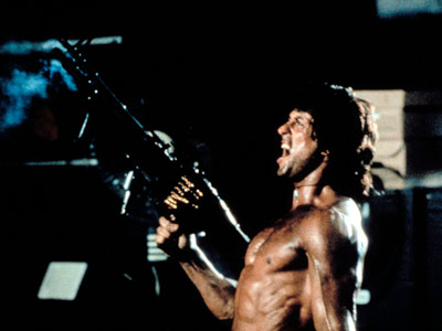 Sylvester Stallone, Rambo: First Blood Part II