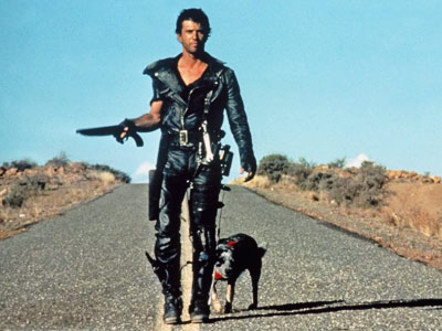 Mel Gibson, The Road Warrior