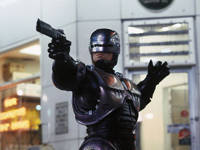 Peter Weller, RoboCop