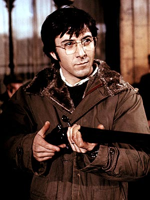 Dustin Hoffman, Straw Dogs