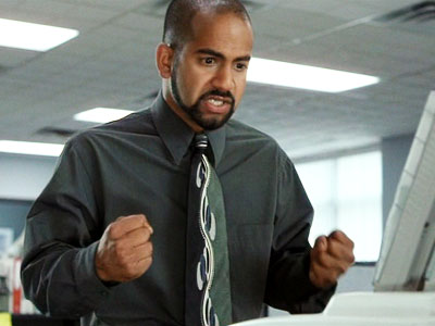 Ajay Naidu, Office Space