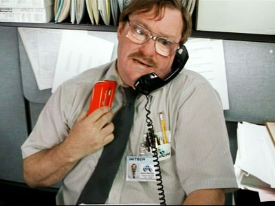 Stephen Root, Office Space