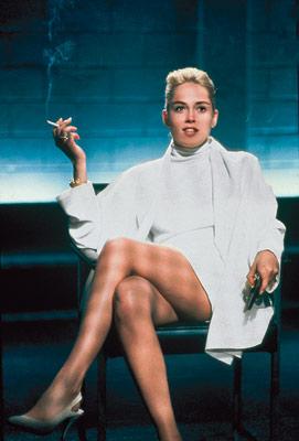 Sharon Stone, Basic Instinct