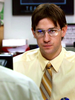 The Office, John Krasinski | ''Product Recall'' (Season 3, Episode 20) Question. Which Dwight is best: Dwight Schrute or Dwight Halpert? While it's less of a prank and more of…