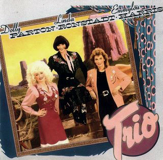 Dolly Parton, Emmylou Harris, ... | 14. TRIO Dolly Parton/Linda Ronstadt/Emmylou Harris Parton and Harris have their own albums on this list, and Ronstadt could just as easily have been on…