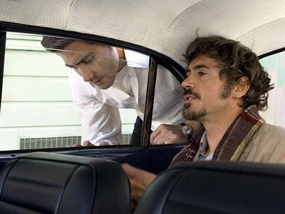 Jake Gyllenhaal, Robert Downey Jr., ...