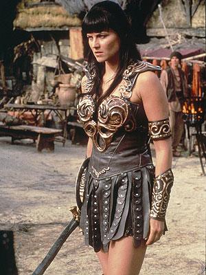 Lucy Lawless, Xena: Warrior Princess