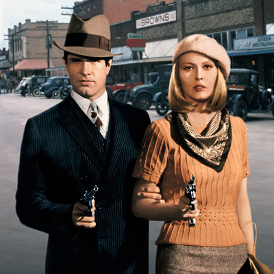 Faye Dunaway, Warren Beatty, ...