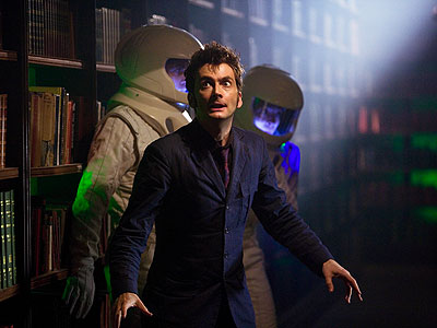 David Tennant, Doctor Who | The BBC's timeless Doctor Who is a 45-year argument for proper sci-fi priorities: (1) an ecstatically tangled, infinitely renewable story line and (2) an understanding…