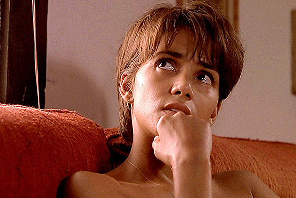 Monster's Ball, Halle Berry | In Monster's Ball (2001) This wasn't the first time Halle Berry had dropped her kit for a movie — that'd be the otherwise forgettable Swordfish…