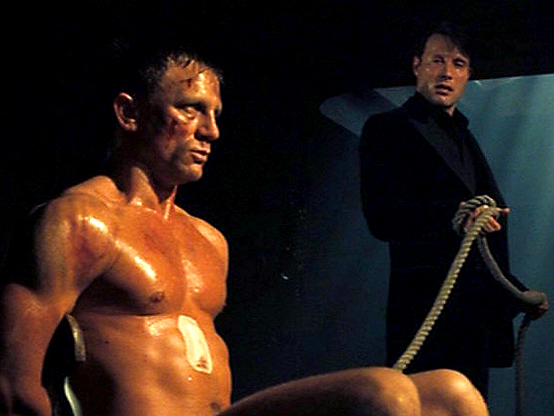 Daniel Craig, Casino Royale | in Casino Royale (2006) Nudity, for many of us, can be a painful ordeal (the reason How to Look Good Naked is necessary). But usually…