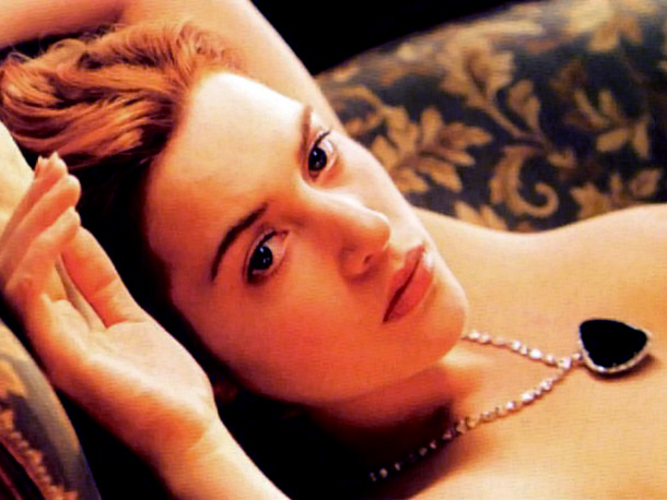 Kate Winslet, Titanic | in almost anything — Titanic (1997), Iris (2001), Little Children (2006)... This lovely leading lady is no stranger to dropping trou (and blou) — in…