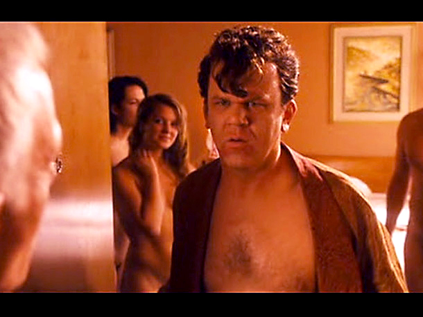 John C. Reilly, Walk Hard: The Dewey Cox Story | in Walk Hard: The Dewey Cox Story (2007) It wouldn't be a Judd Apatow picture without some casually shocking frontal nudity. In this case, there's…