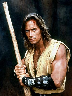 Kevin Sorbo, Hercules: The Legendary Journeys