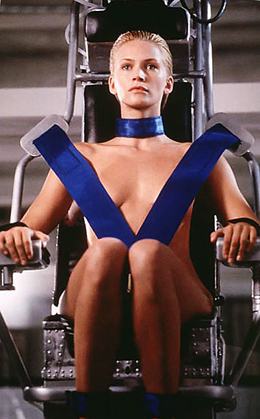 Natasha Henstridge, Species | Played by: Natasha Henstridge Film: Species (1995) A woman created using DNA codes from outer space that has no problem with nudity and really likes…