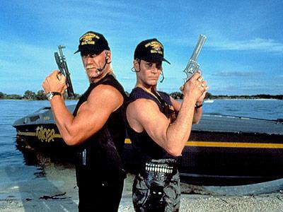 Hulk Hogan, Chris Lemmon