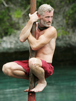 Survivor: Palau, Tom Westman   Survivor: Heroes vs. Villains and Survivor: Palau (winner)