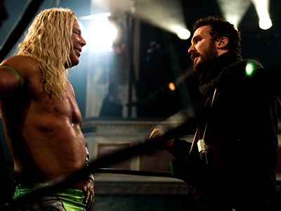 The Wrestler, Darren Aronofsky | THE EVIDENCE: Pi (1998), Requiem for a Dream (2000), The Fountain (2006), The Wrestler (2008), Black Swan (2010) WHY HIM: He's as innovative a visual…