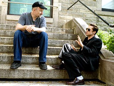 The Curious Case of Benjamin Button, David Fincher | THE EVIDENCE: Zodiac (2007), The Social Network (2010), The Girl With the Dragon Tattoo (2011) WHY HIM: His taut, meticulous thrillers reflect his own irrepressible…