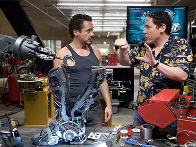 Jon Favreau, Robert Downey Jr., ... | Made (2001) For his feature directing debut, Favreau reunited with Swingers pal Vince Vaughn in a shaggy dog tale of two inept, low-level mob goons…