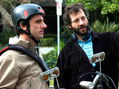The 40 Year-Old Virgin, Judd Apatow | THE EVIDENCE: The 40-Year-Old Virgin (2005), Knocked Up (2007) WHY HIM: At the turn of the 21st century, mainstream Hollywood comedy was in a fallow…