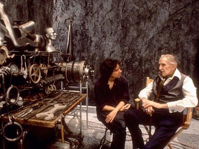 Edward Scissorhands, Tim Burton | 12. TIM BURTON THE EVIDENCE: Edward Scissorhands (1990), Ed Wood (1994), Sweeney Todd: The Demon Barber of Fleet Street (2007) WHY HIM: No one can…