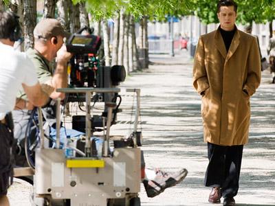 The Curious Case of Benjamin Button, Brad Pitt